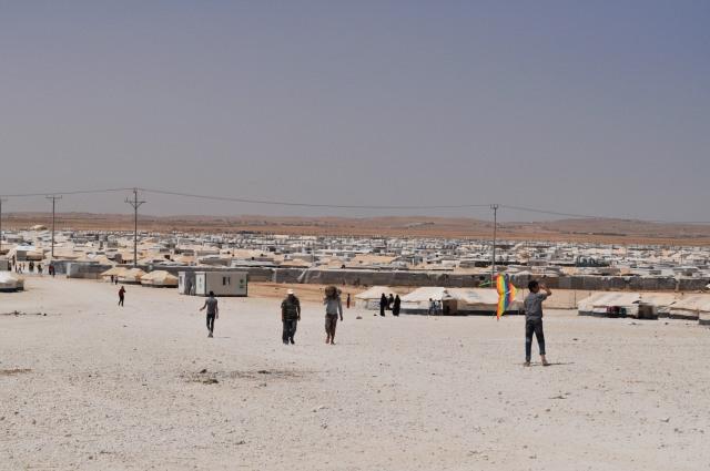 Camp de Zaatari